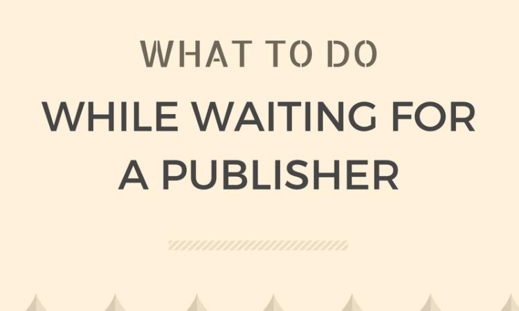 waiting publisher