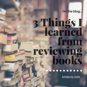 reviewing books